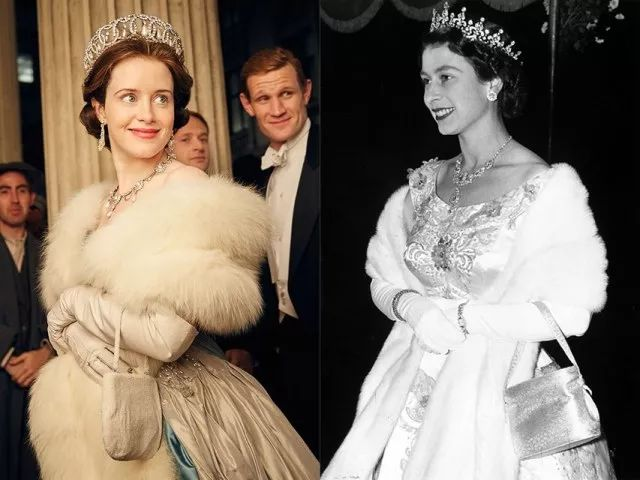The Royal Family and The Crown