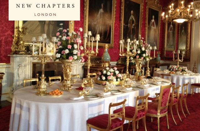 Eat with elegance and grace   English Table Manners